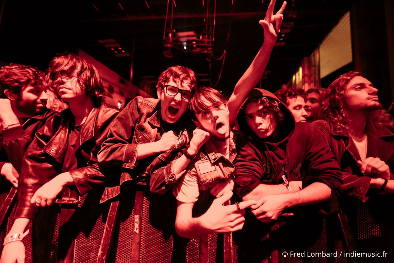 Thee Oh Sees © Fred Lombard