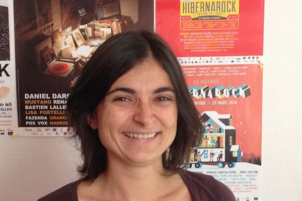 Inès Sanchez - Hibernarock