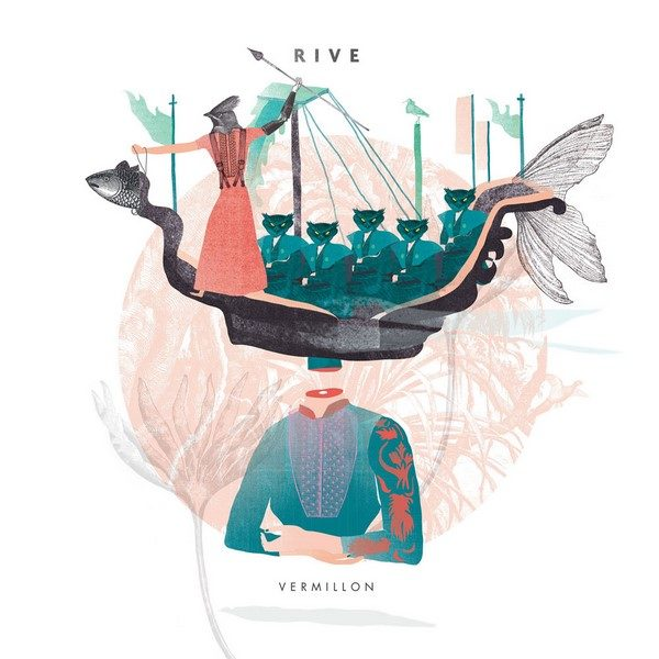RIVE Vermillon par Julie Joseph 600x600