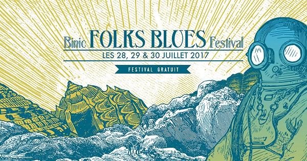 Binic Folks Blues Festival 2017 photo 1