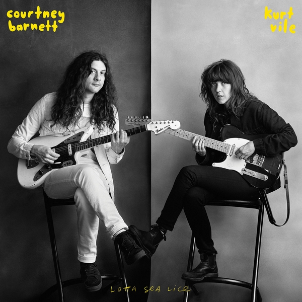 [LP] Kurt Vile & Courtney Barnett – Lotta Sea Lice