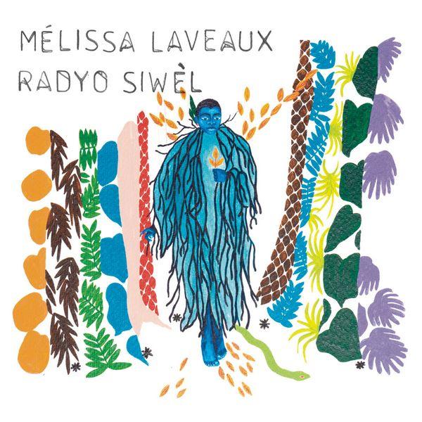 Cover Melissa Laveaux - Nan Fon Bwa