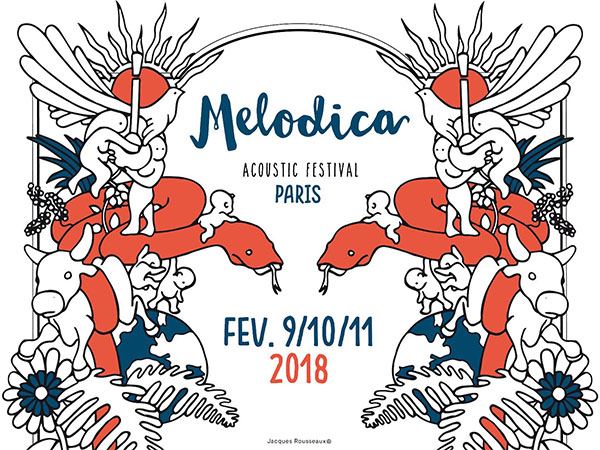Melodica Festival Paris 2018