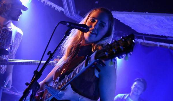 [Live] Laurel au Pop du Label