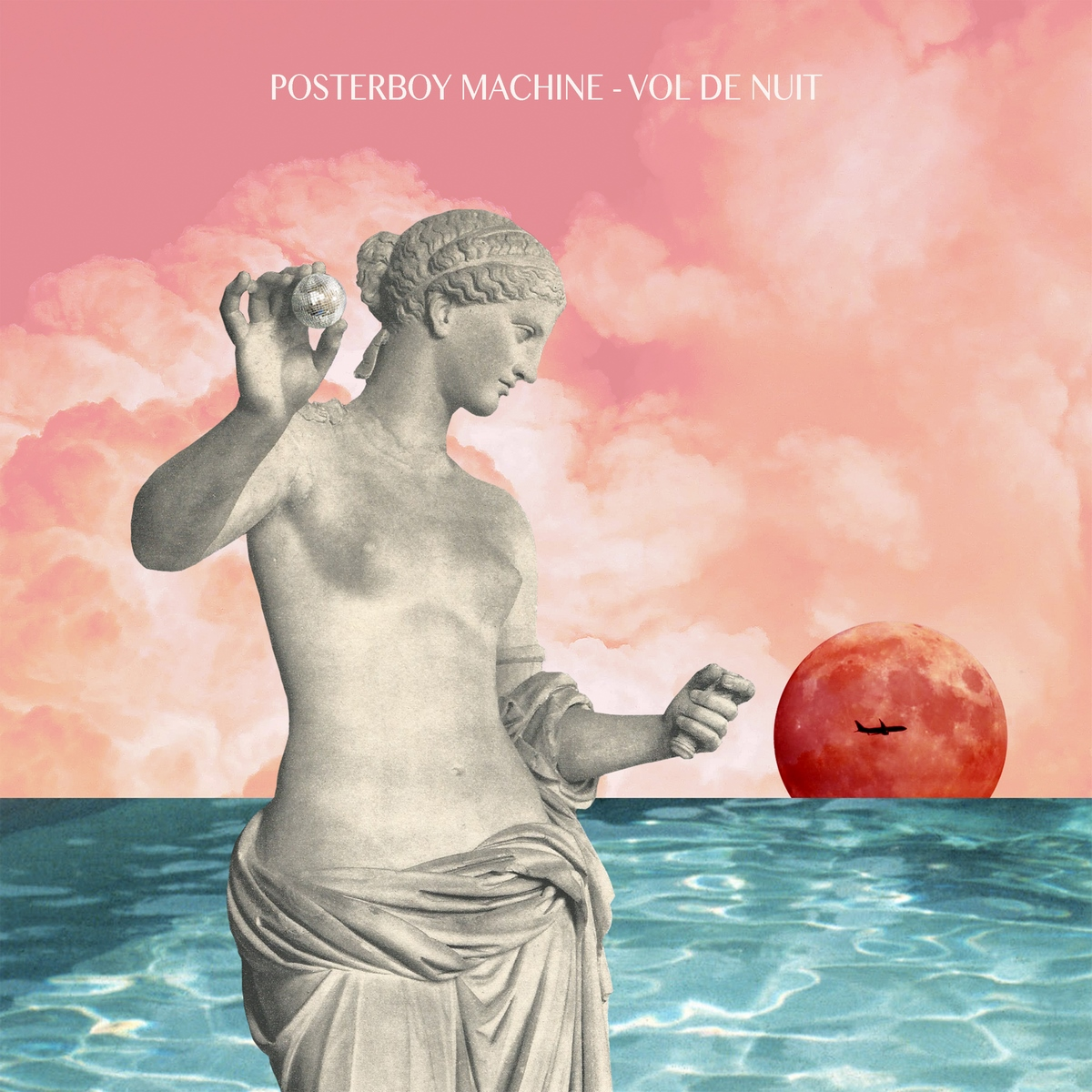 Posterboy Machine - Vol de Nuit