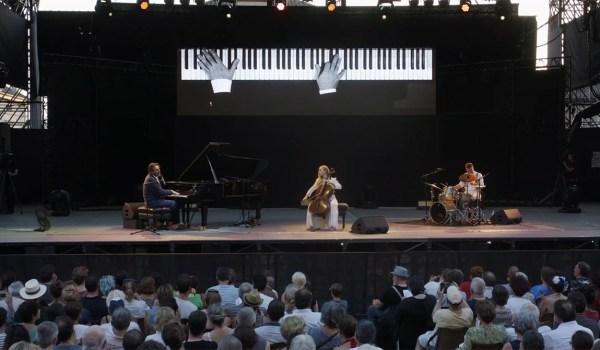 [Live] Gonzales, Chassol et GoGo Penguin à Jazz à Vienne