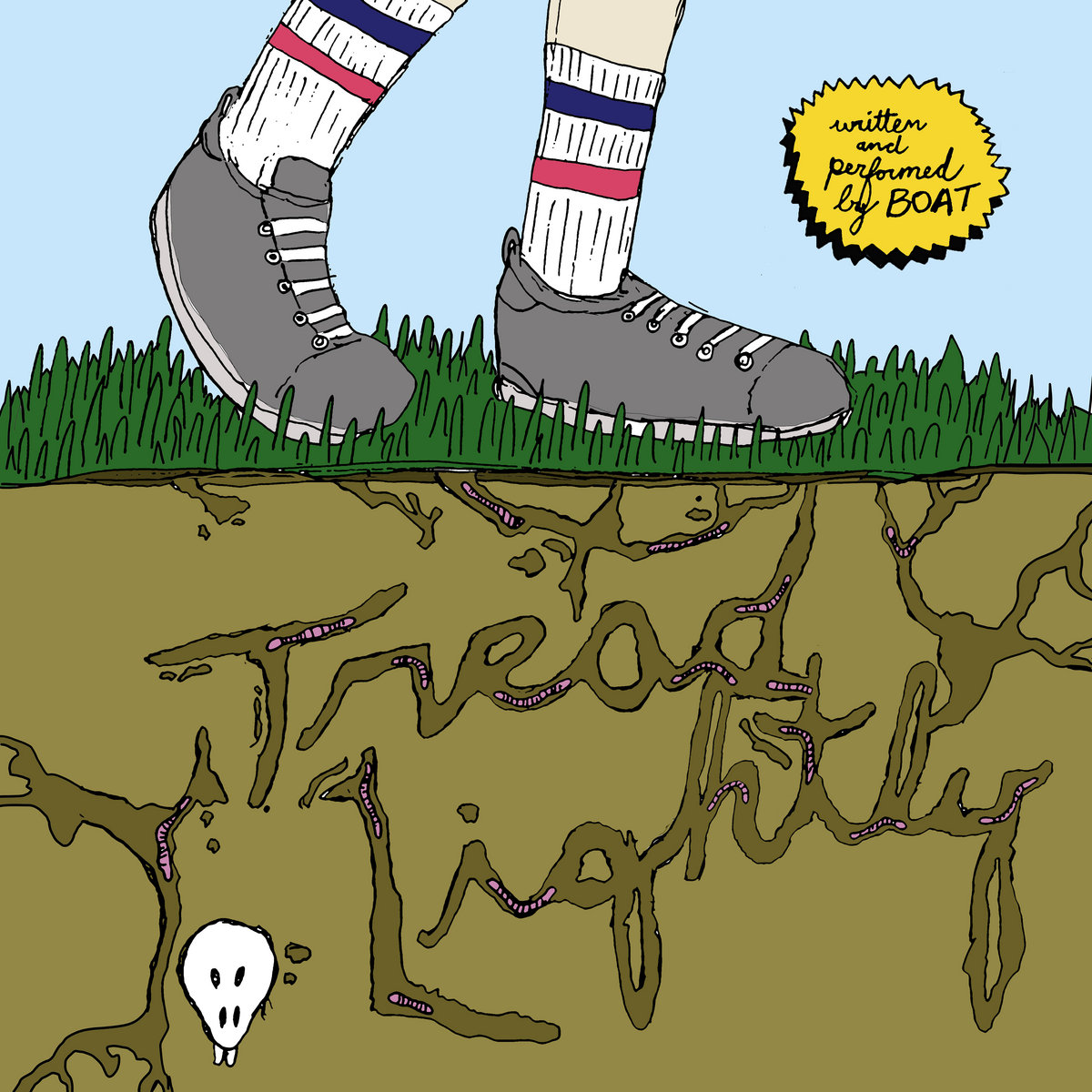 BOAT - Tread Lightly par K. Joslin et D. Crane