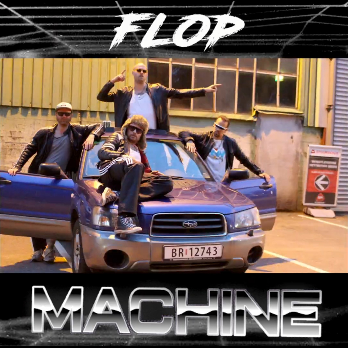 Flop Machine - Shamans, Charlatans and Shrinks