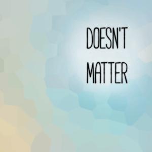 Doesn't Matter logo new