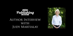 Author Interview Judy Martialay