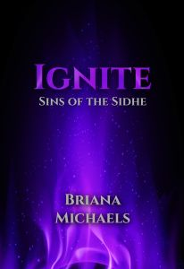 Briana Michaels Ignite KDP Cover