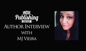Author Interview - MJ Vieria