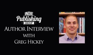 Author Interview Greg Hickey