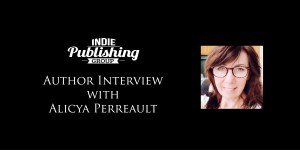 Author Interview with Alicya Perreault!