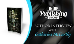 Author Catherine McCarthy
