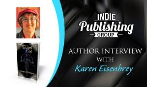 Karen Eisenbrey Author Interview