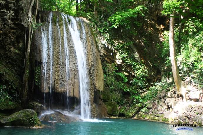 Cascate di Erawan Thailandia livello 3