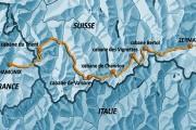 haute-route-svizzera migliori trekkin più belli europa