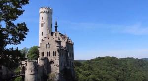 Castello di Lichtenstein Germania