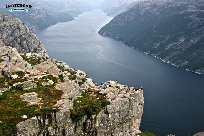 preikestolen pulpito roccia norvegia 5