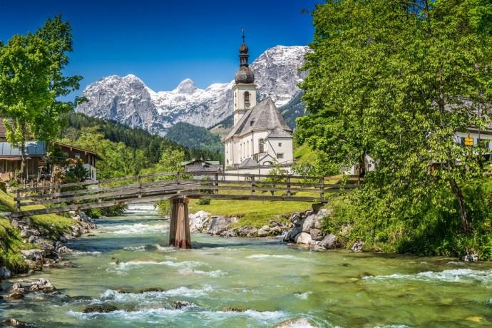 Milgiori parchi naturali d'europa Berchtesgaden
