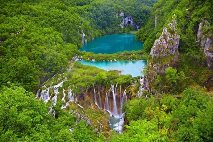 Milgiori parchi naturali d'europa Plitvice