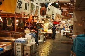 mercato del pesce fish market tokyo giappone 8