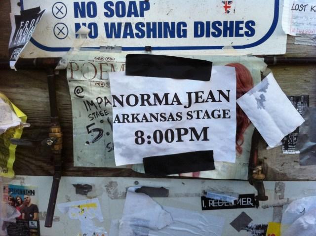 Norma Jean - Arkansas Stage