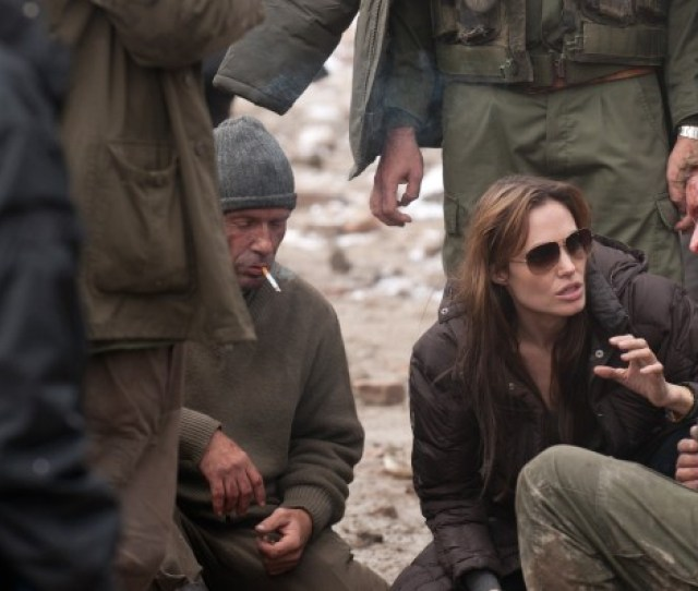 Arguably The Most Famous Actress Working Today Angelina Jolie Has Made Third World Advocacy A Major Part Of Her Brand For The Topic Of Her Feature