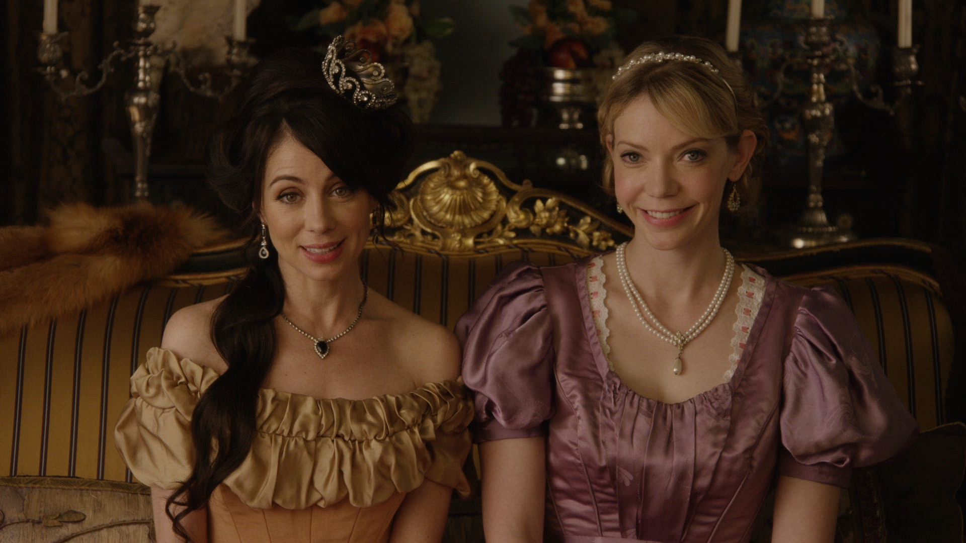How Riki Lindhome And Natasha Leggero Entered Another Period And Found Comedy Gold