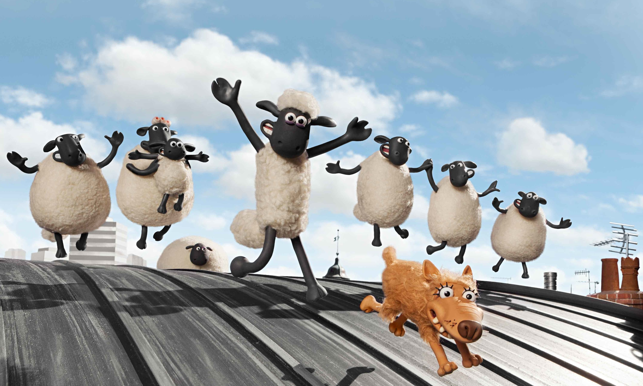 Image result for Shaun the Sheep film