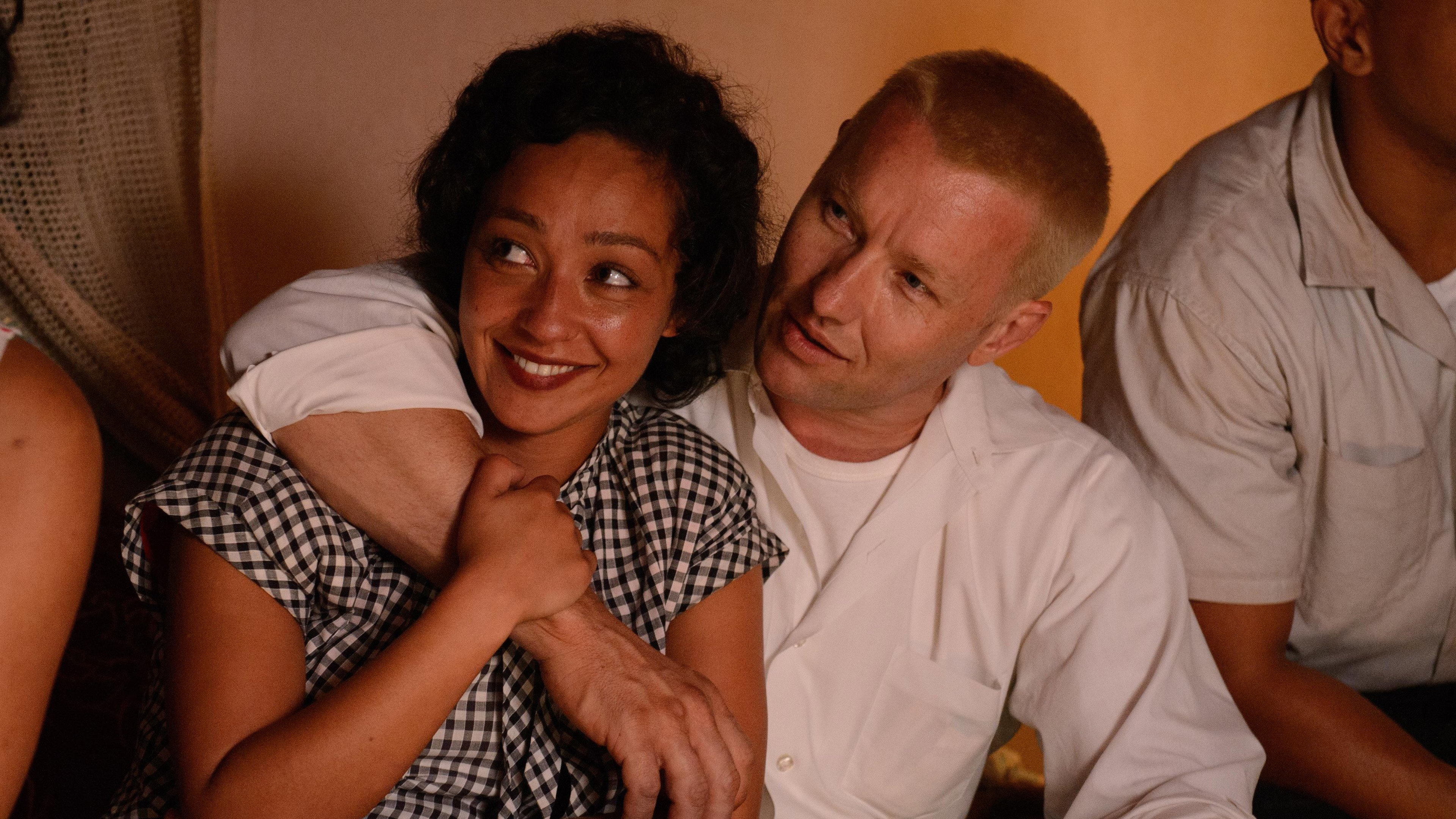 Ruth Negga and Joel Edgerton star in Loving