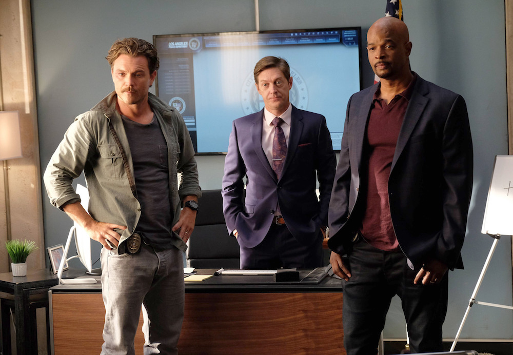 Image result for lethal weapon fox