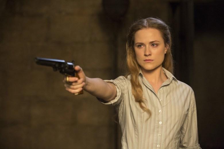 Westworld Episode 5 Evan Rachel Wood