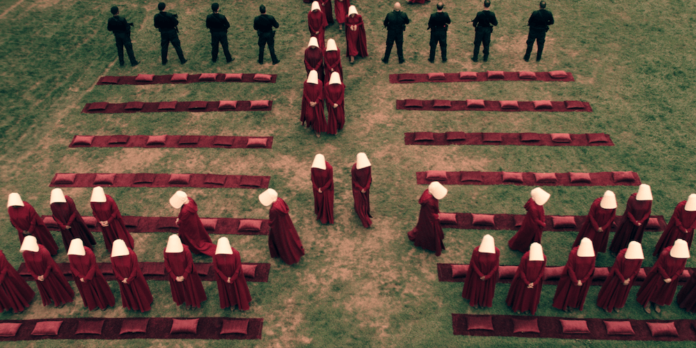 Image result for The Handmaid's Tale Hulu