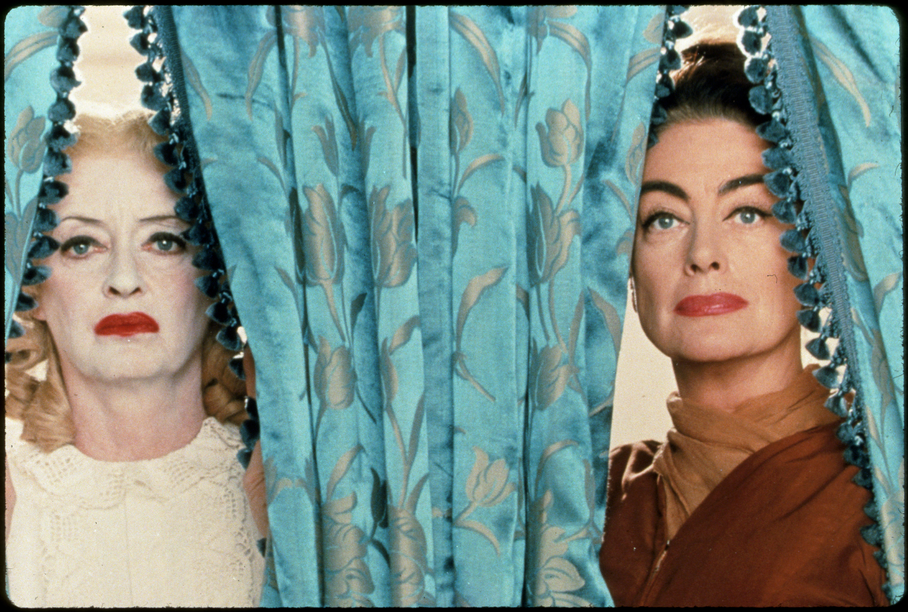 Whatever Happened to Baby Jane? bette and joan