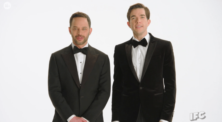 Nick Kroll John Mulaney