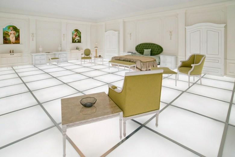 2001: A Space Odyssey Replica Bedroom II