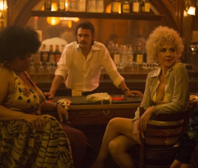 The Deuce Pernell Walker James Franco Maggie Gyllenhaal Season  Hbo