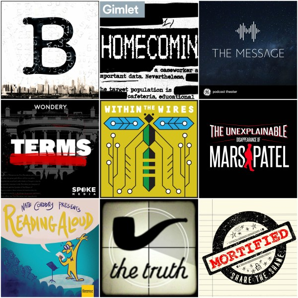 Best Fiction Podcasts  Homecoming  The Truth  The Message and More     10 Great Fiction Podcasts to Listen to Right Now