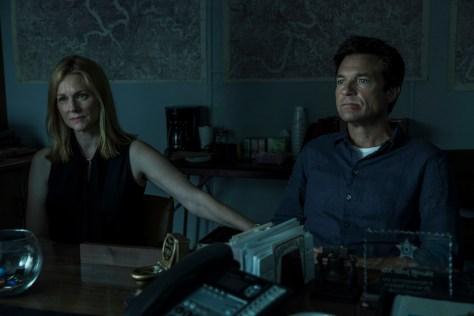 Jason Bateman & Laura Linney in Ozark S1 recensie op Netflix België