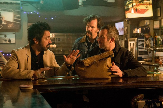 Get Shorty EPIX Season 1 Episode 3 Ray Romano Sean Bridgers Chris O'Dowd