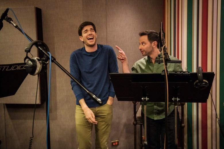 Big Mouth Season 1 Netflix John Mulaney Nick Kroll