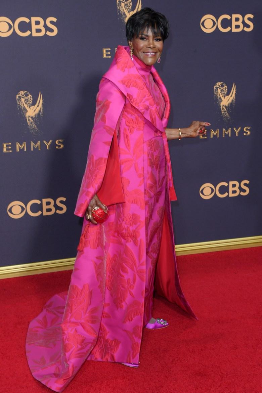 Cicely Tyson69th Primetime Emmy Awards, Arrivals, Los Angeles, USA - 17 Sep 2017