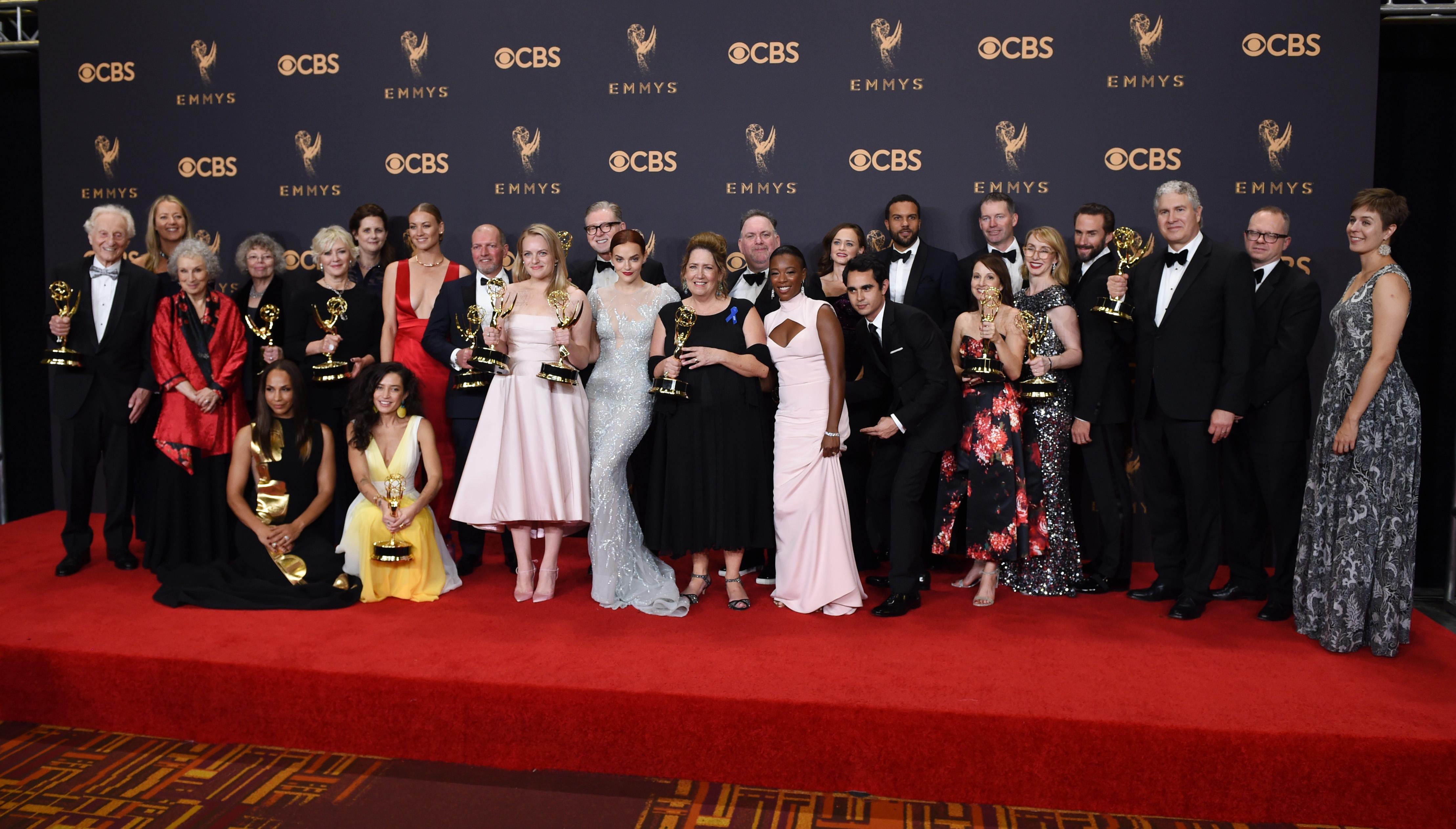 Image result for Laura Dern won the Emmy awards 2017