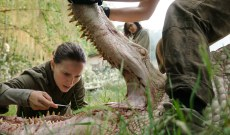 'Annihilation' Production Designer Reveals His Inspiration for the Film's Most Terrifying Creature: 'Half Its Face Is Missing'