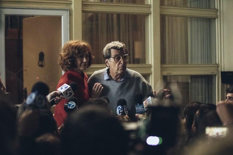 Paterno HBO Kathy Baker, Al Pacino