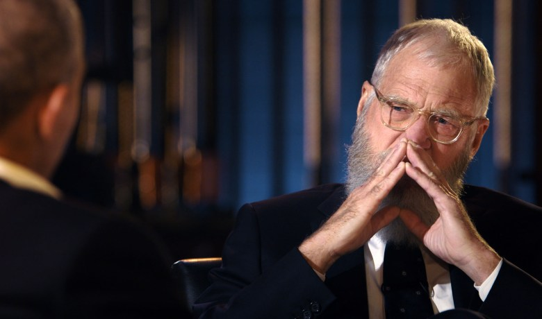 David Letterman Netflix My Next Quest