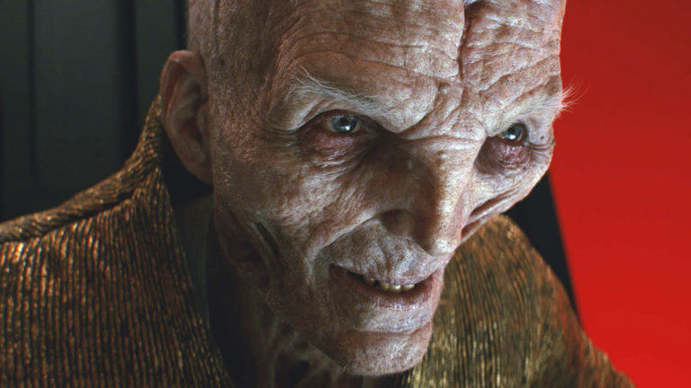 Image result for snoke death