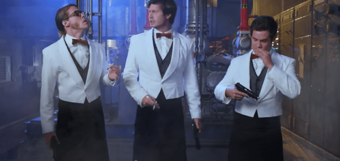 'Game Over, Man!' Review: The 'Workaholics' Team Reunites for a Drug-Addled Riff on 'Die Hard'